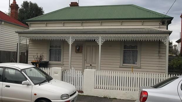 Gillard's house abbotsford