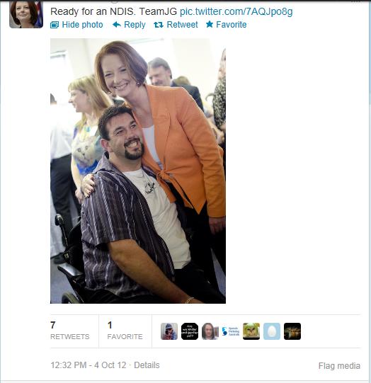 Gillard ndis