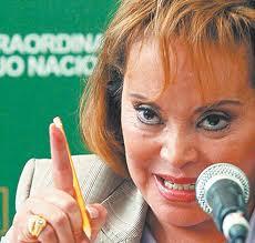 Esther gordillo