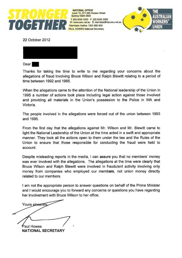 Paul howes letter_redacted_001