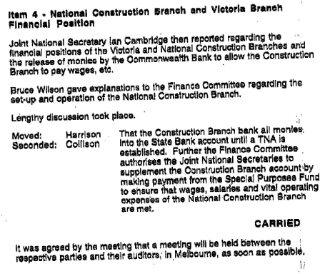 Finance committee 2 august item wilson