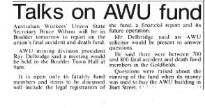 1992 May friday before meeting Wilson Boulder