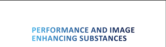Performance and image enhancing substances