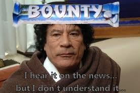 Colonel gaddafi had one