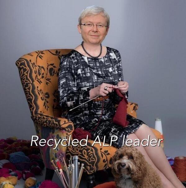 Recycled leader