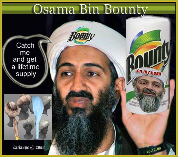 Osama bounty