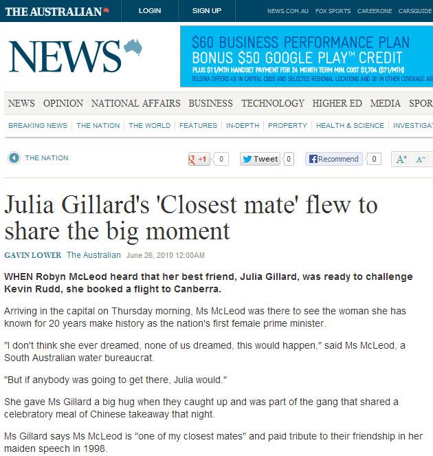 Gillard mcleod