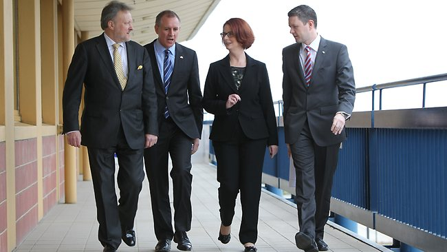 Gillard bebbington