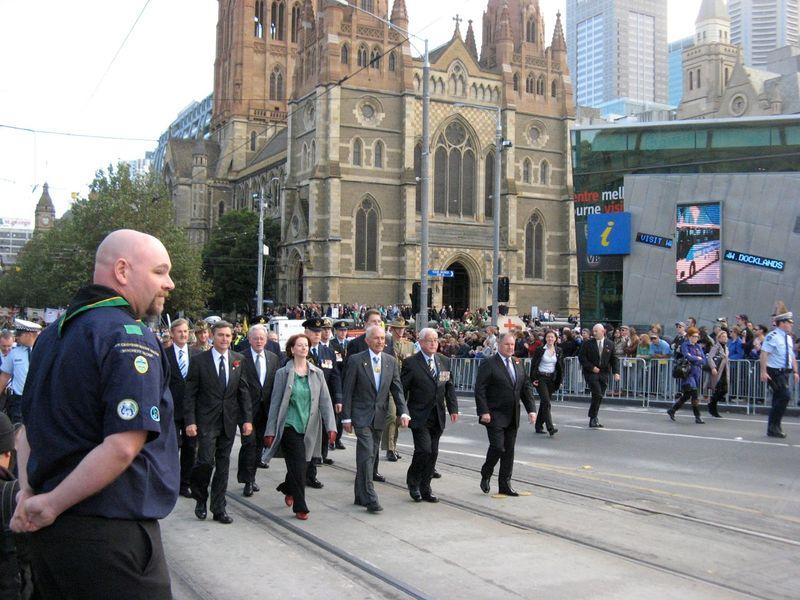 Gillard anzac day 1