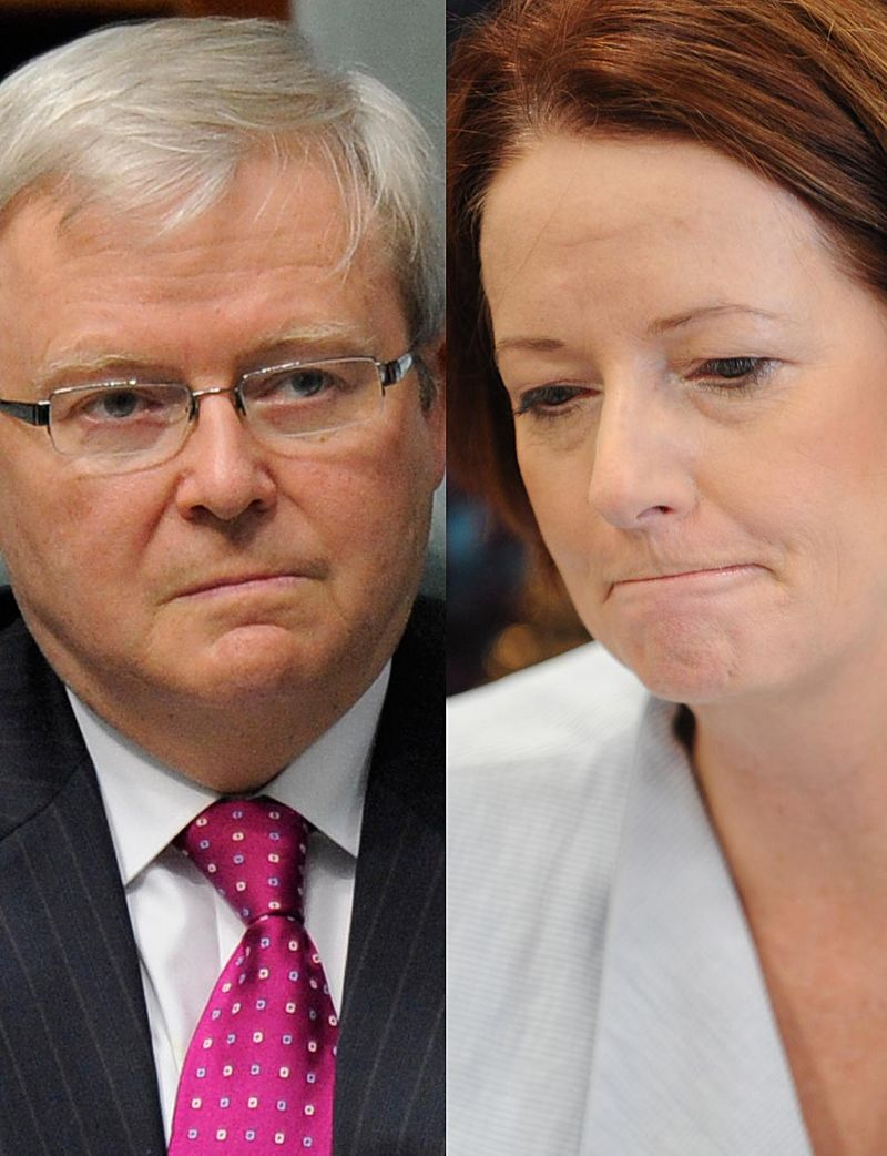 Gillard rudd four