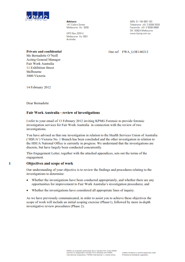 The Quot Independent Quot Review Of Fwa S Thomson Investigation