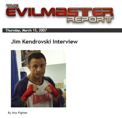 Evilmaster report