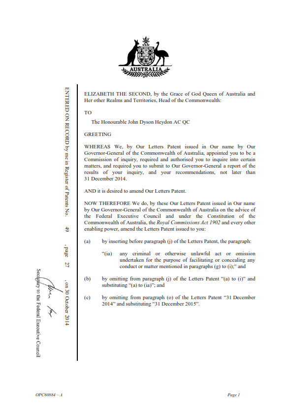 Amended letters patent_001