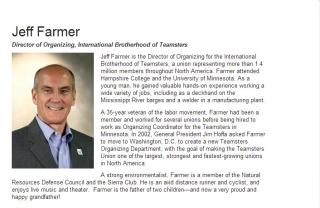 Farmer teamster