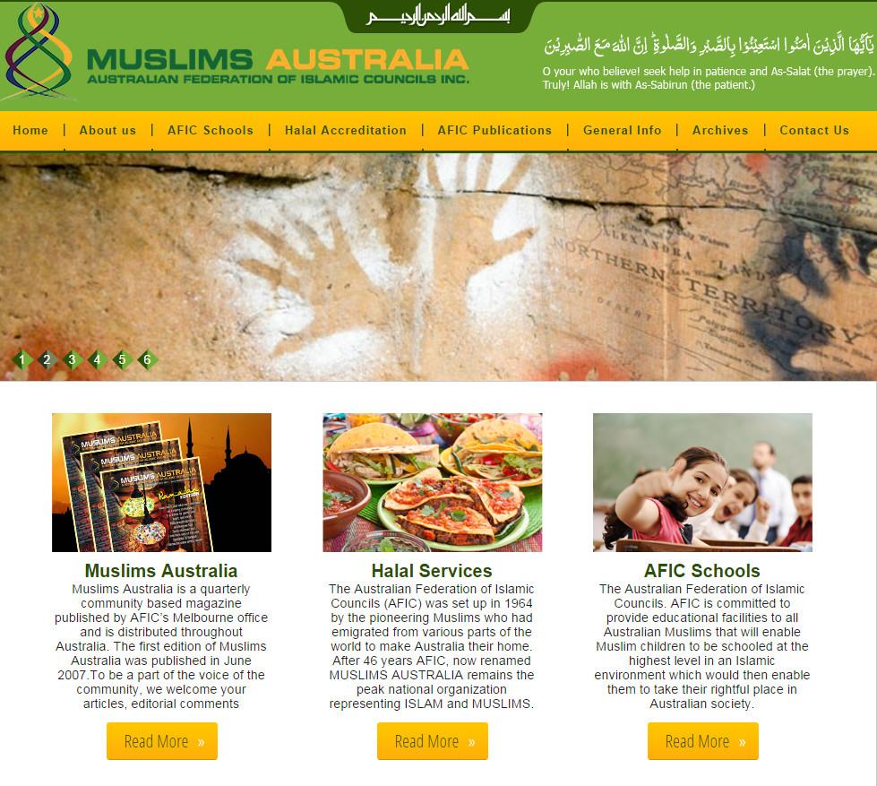 Vegemite and the australian federation of islamic councils and the muslims australia biocorpaavc Choice Image