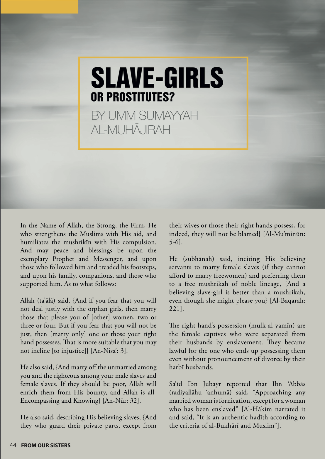 ed4df094602 Islamic State magazine DABIQ s sickening article from