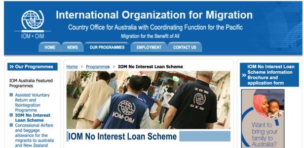 international orginazation