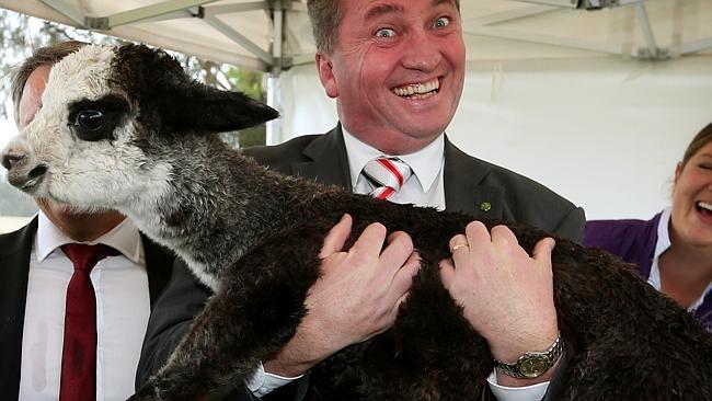 Barnaby-Joyce