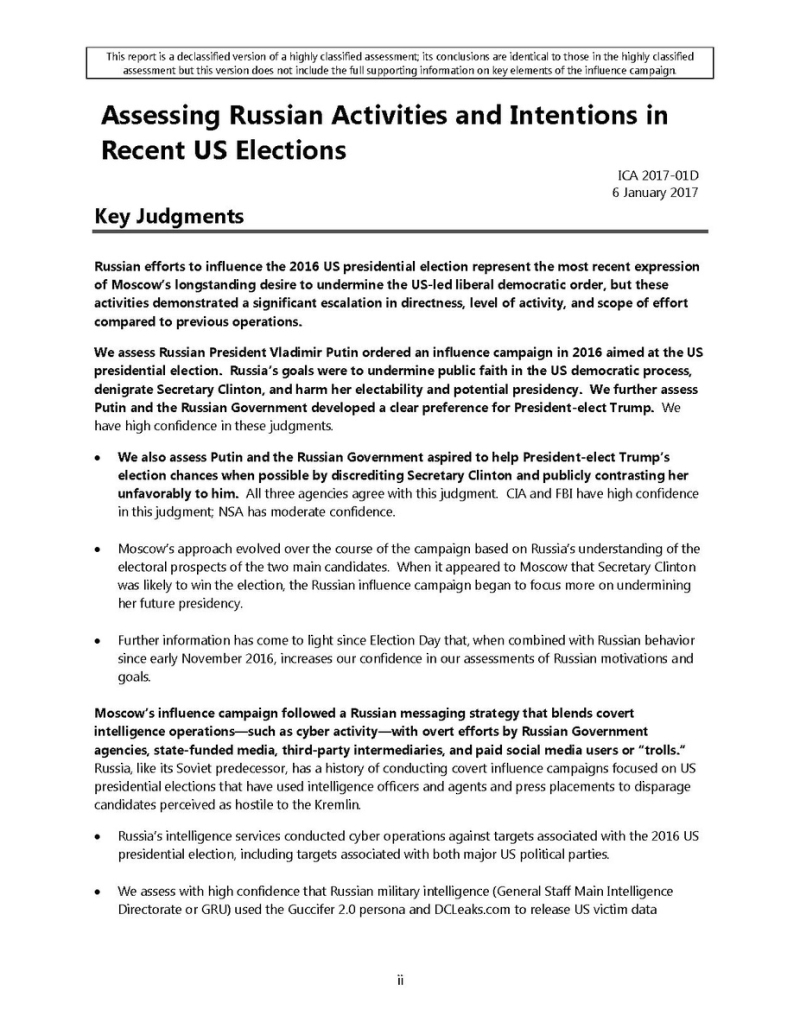 ODNI_Statement_on_Declassified_Intelligence_Community_Assessment_of_Russian_Activities_and_Intentions_in_Recent_U.S._Elections.pdf
