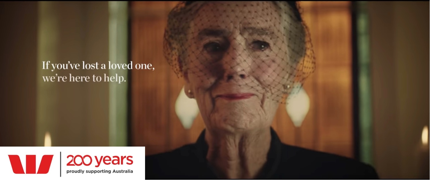 Westpac ad stars a man on the land who dies tragically -