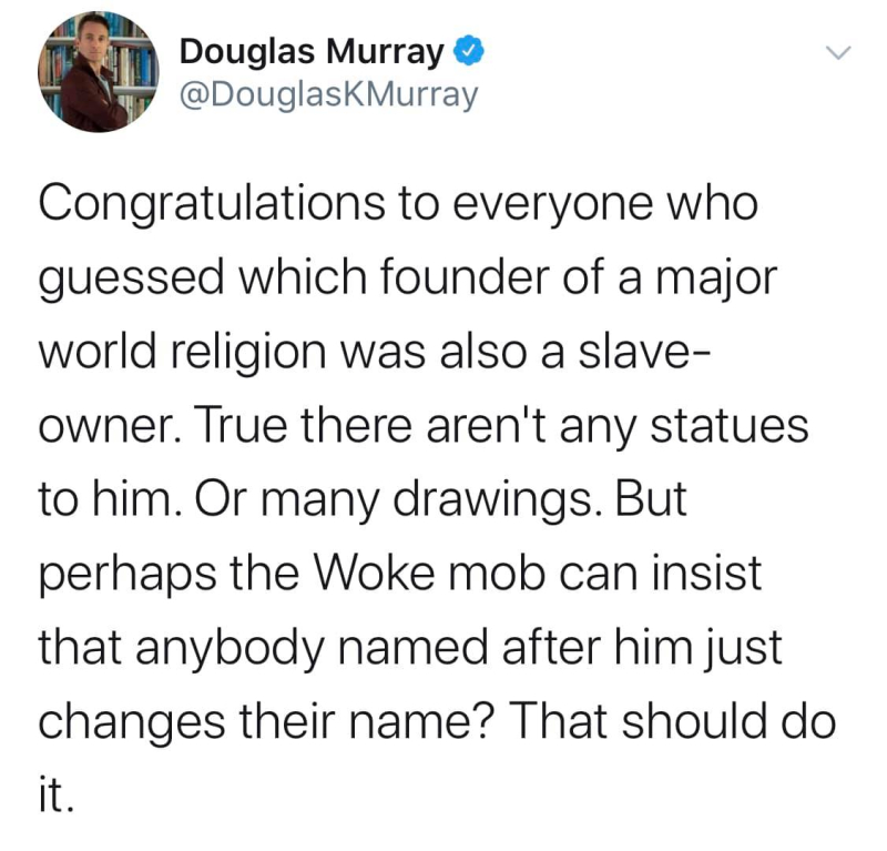 Murray on Islam